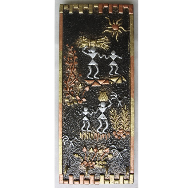 Decorative Warli Art Keyholder Online Shopping