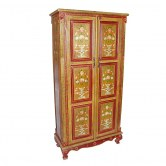 WOODEN ALMIRAH WIHH PAINING available at Craftsvilla for Rs.22140