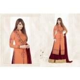 Bipasha Basu Stunning Embroidered Salwar Kameez (C1118P25701)
