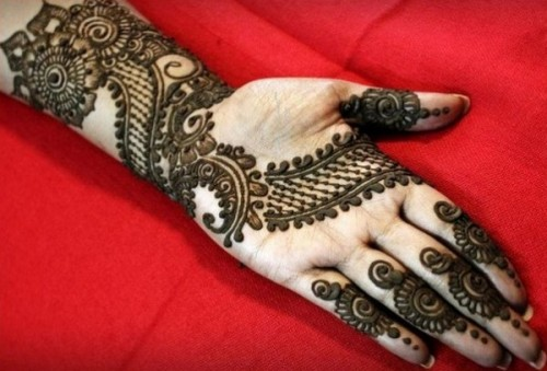 Just About Anything Accentuate Your Fashion Style With Traditional Mehndi Designs