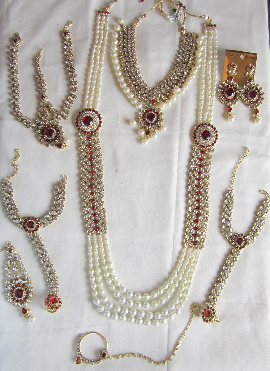 Comfortable Bridal Full Set Pic Images - Jewelry Collection Ideas ...